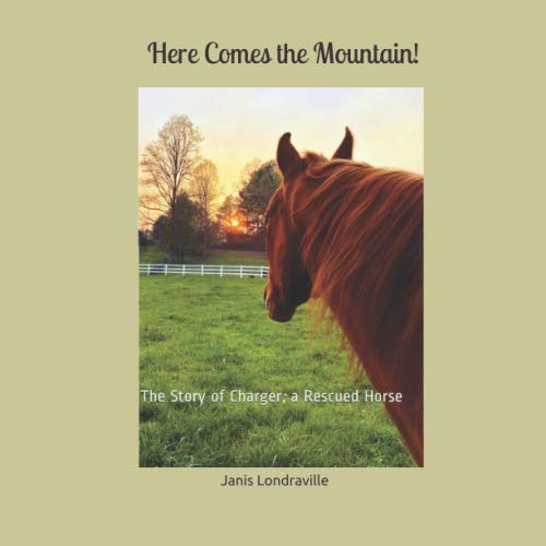 9781653796045: Here Comes the Mountain!: The Story of Charger, a Rescued Horse