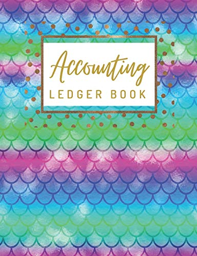 Accounting Ledger Book: General Business Ledger Checking: Ledger Book Publishing,