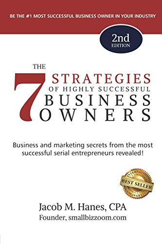 9781660633944: The 7 Strategies of Highly Successful Business Owners - 2nd Edition