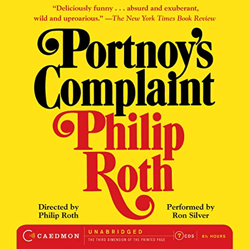Portnoys Complaint: Philip Roth