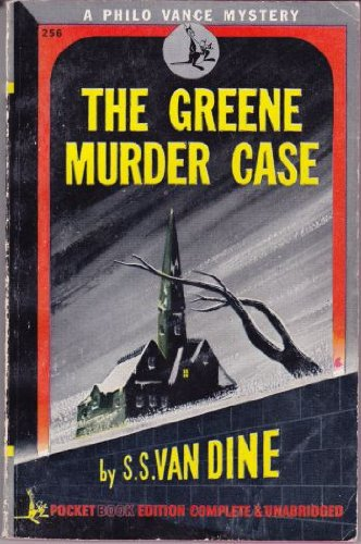 9781671002562: The Greene Murder Case
