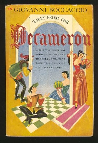 9781671004771: Tales From the Decameron (Vintage Pocket Book #477)