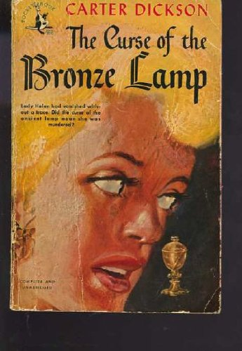 9781671005686: The Curse of the Bronze Lamp