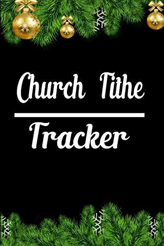 9781674319490: Church Tithe Tracker: Church Record Books Donation Log