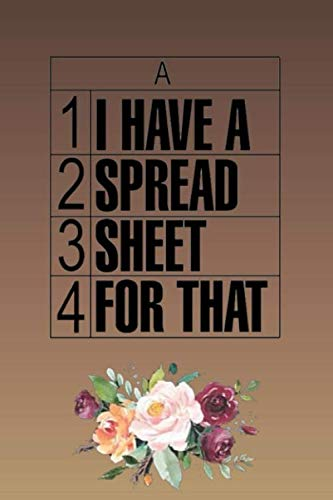 9781674452708: spreadsheet: Notebook Gag Gift /Funny Office Notebook: Spreadsheet