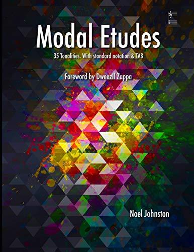 9781676495192: Modal Etudes: 35 Tonalities.