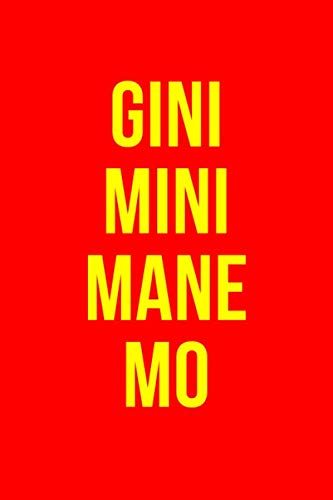 9781677238491: GINI MINE MANE MO: Liverpool Notebook / Notepad / Diary / Journal for Liverpool Fans, Men Boys Women Girls and Kids, Funny Gift, 120 Lined Pages A5.