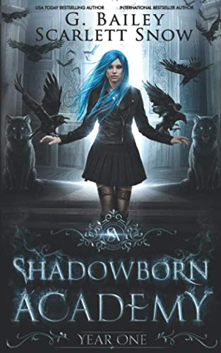9781677844081: Shadowborn Academy: Year One (Dark Fae Academy Series)