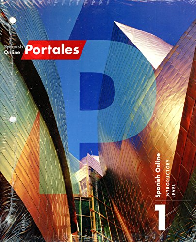 9781680040418: Portales 1st Ed Looseleaf Companion Text only [No Code with this isbn]