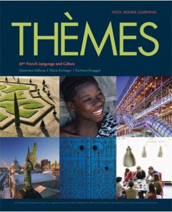 9781680040999: Thèmes AP® French Language and Culture Student Edition with Supersite Plus Code (ebook)