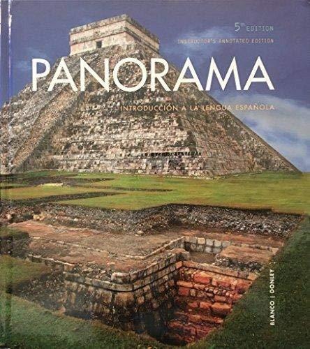 Panorama Introduccion a La Lengua Espanola