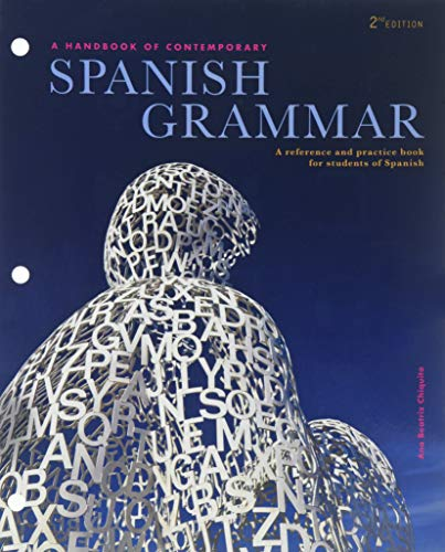 9781680043372: Spanish Grammar 2e Student Edition Looseleaf Text