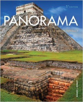 Panorama 5th Student Edition w/ Supersite, Student Activities Manual and Answer Key: Philip Redwine...