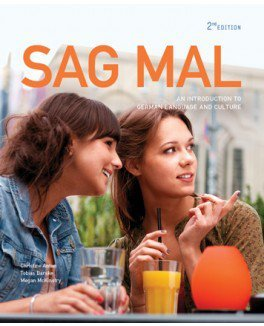 Sag Mal 2nd Student Edition with Supersite