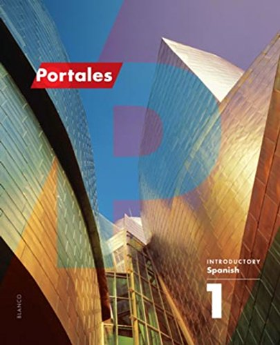 9781680047530: Portales Introductory Spanish 1 (INSTRUCTOR'S