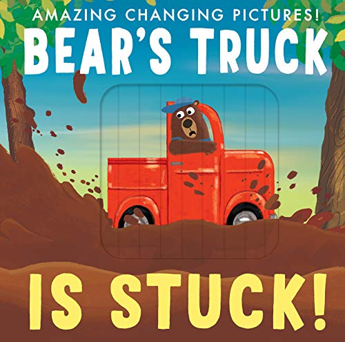9781680100013: Bear's Truck Is Stuck! (Amazing Changing Pictures!)