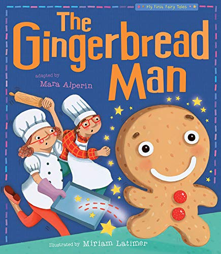 9781680100198: The Gingerbread Man (My First Fairy Tales)