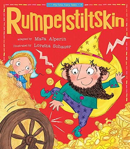 9781680100204: Rumpelstiltskin (My First Fairy Tales)