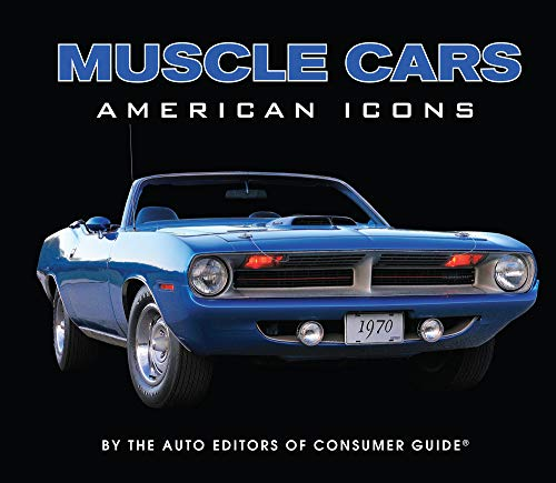 9781680220971: Muscle Cars - American Icons