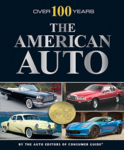9781680221640: Over 100 Years: The American Auto