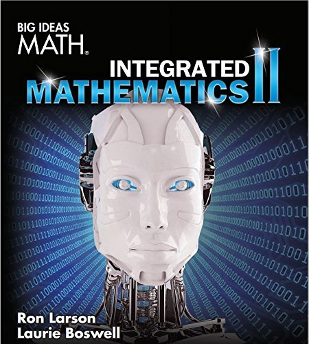 9781680330687: BIG IDEAS MATH Integrated Math 2: Student Edition 2016