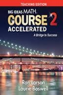 9781680331257: BIG IDEAS MATH Course 2 Accelerated - Teaching Edition