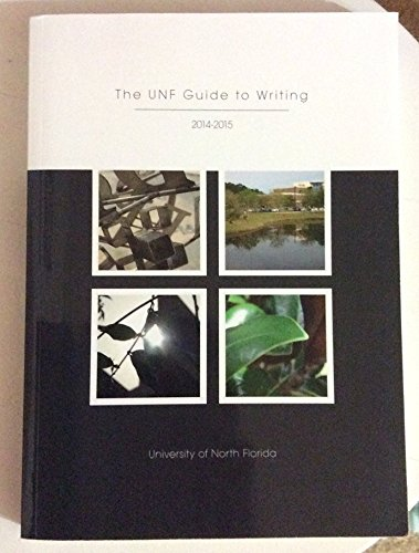 9781680360356: The UNF Guide to Writing