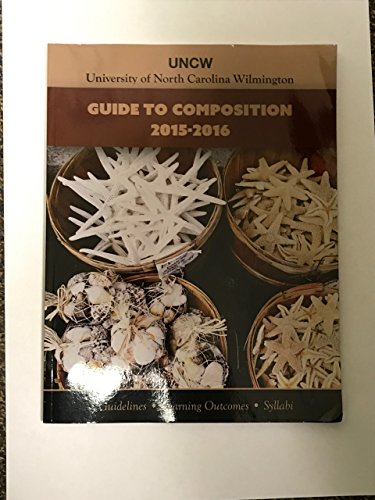 9781680361018: Guide to Composition 2016-2016
