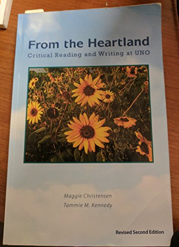 9781680362459: From The Heartland: Critical Reading and Writing at UNO