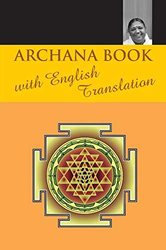 Archana Book: M.A. Center