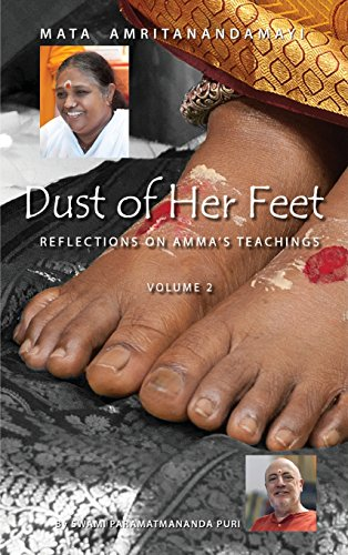 9781680372977: Dust Of Her Feet: Reflections On Amma's Teachings Volume 2