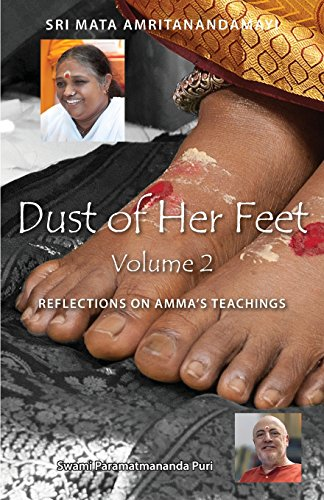 9781680374315: Dust of Her Feet: Reflections on Amma's Teachings Volume 2