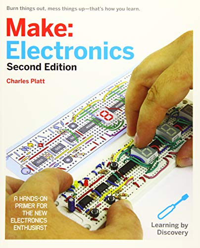 9781680450262: Make: Electronics: Learning Through Discovery