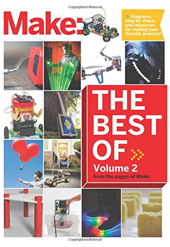 9781680450323: Best of Make: Volume 2: 65 Projects and Skill Builders from the Pages of Make: