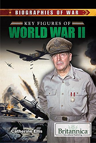 Key Figures of World War II (Hardback): Catherine Ellis