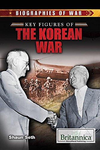 Key Figures of the Korean War (Hardback): Shaun Seth