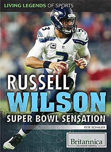 9781680481150: Russell Wilson: Super Bowl Sensation (Living Legends of Sports)