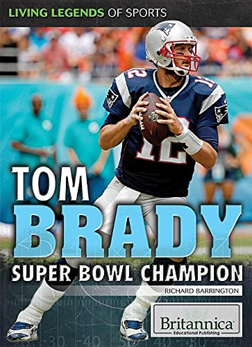 9781680481204: Tom Brady: Super Bowl Champion