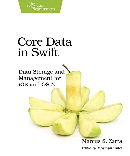 9781680501704: Core Data in Swift: Data Storage and Management for iOS and OS X