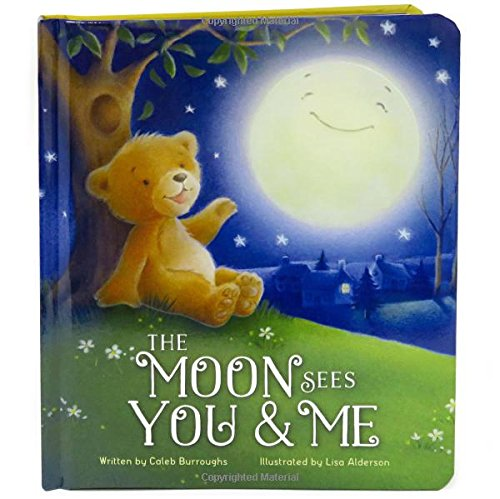 9781680520064: The Moon Sees You and Me (Love You Always)