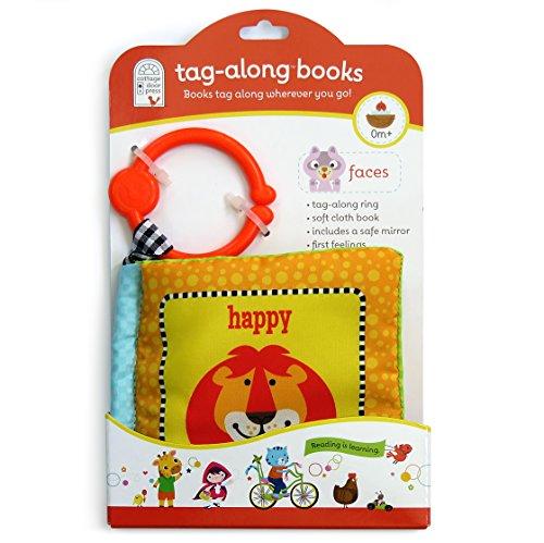 9781680520262: Faces: Tag-Along Cloth Book