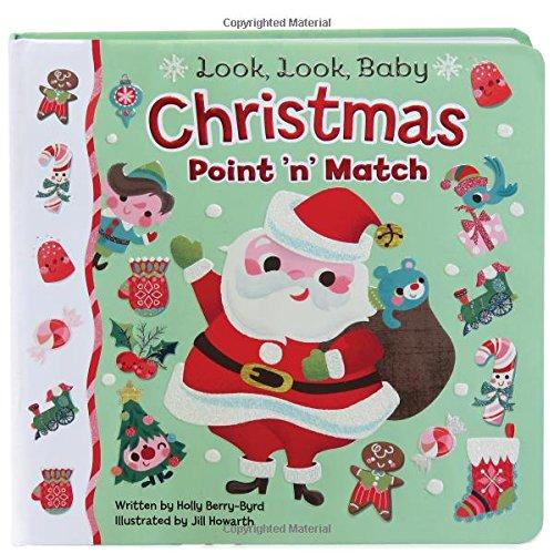 9781680520316: Christmas: A Point & Match Children's Book