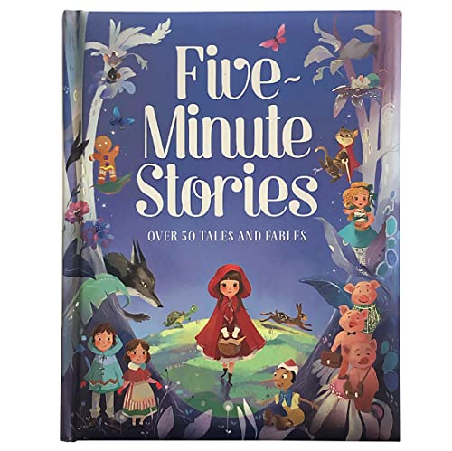 9781680524062: Five-Minute Stories: Over 50 Tales and Fables