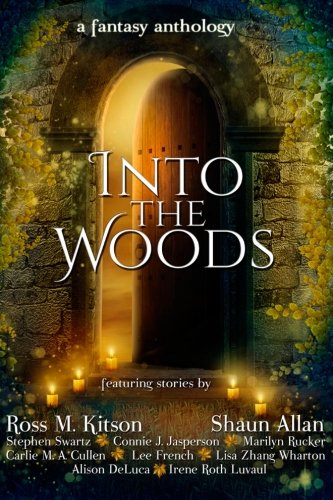Into the Woods: A Fantasy Anthology (Paperback): Connie J Jasperson,