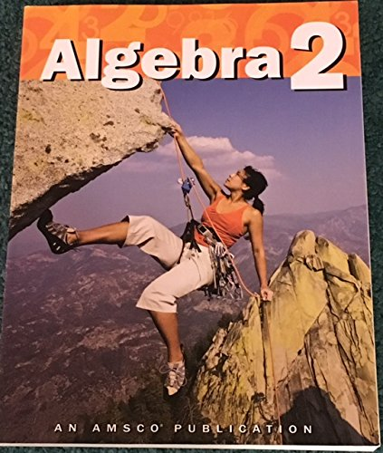 9781680644784: Algebra 2