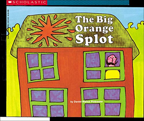 9781680650976: The Big Orange Splot