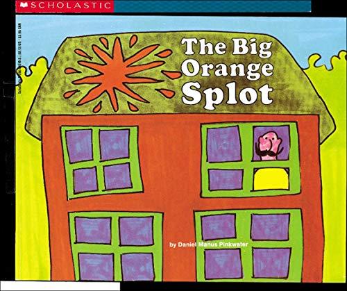 9781680650976: The Big Orange Splot
