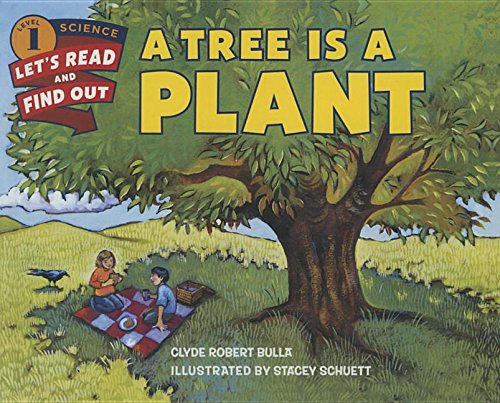 9781680652048: A Tree Is a Plant (Let's-Read-And-Find-Out Science: Stage 1 (Pb))
