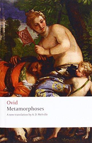 9781680652116: Metamorphoses (Oxford World's Classics (Paperback))