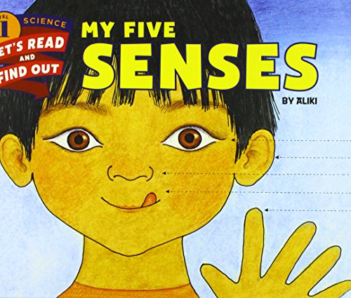 9781680652208: My Five Senses (Let's-Read-And-Find-Out Science 1)
